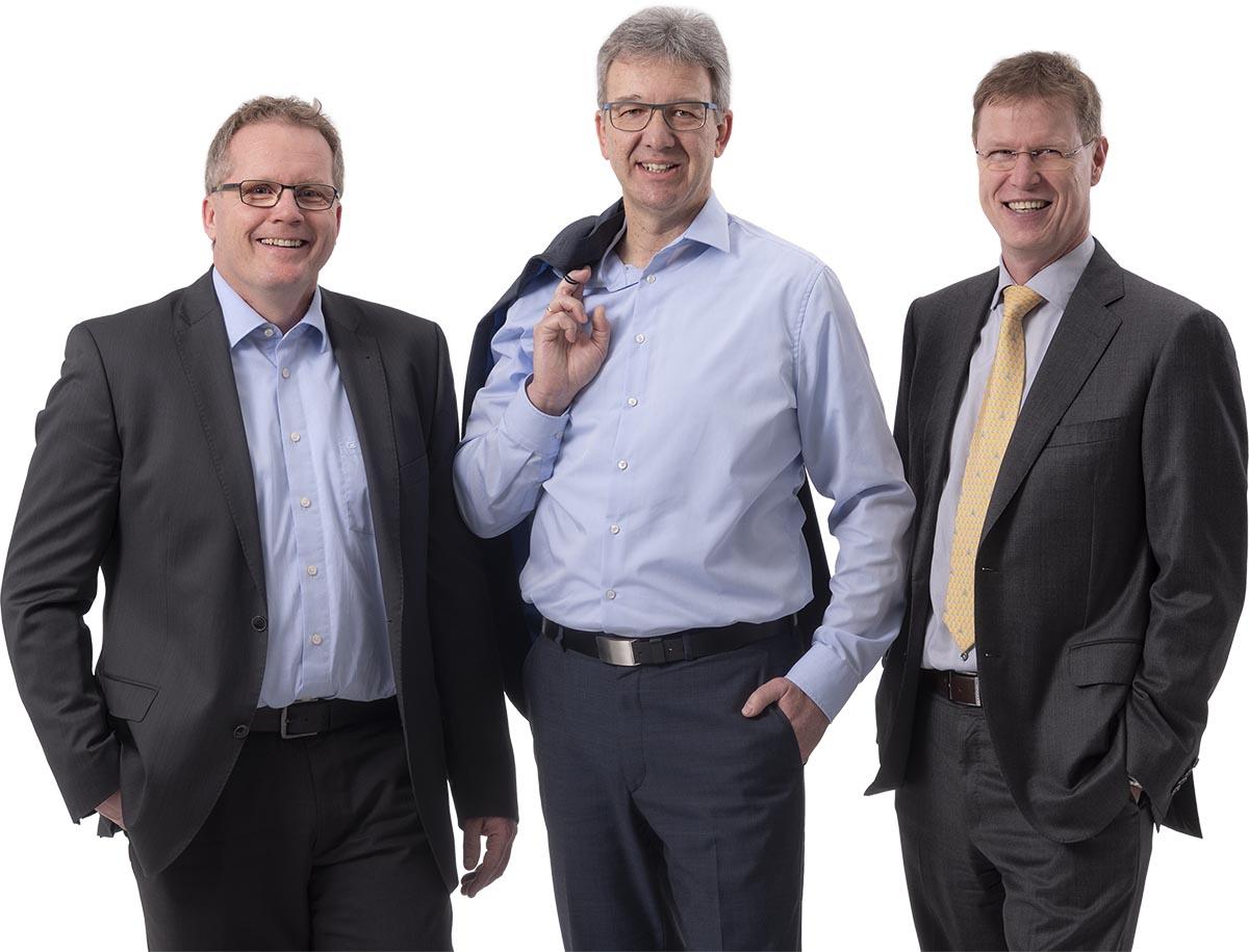 GSS-Team Wolfgnag Weis, Thomas Knapp, Jens Knölkr